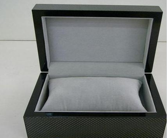 Carbon Fiber Jewelry Box Style Guru Fashion Glitz